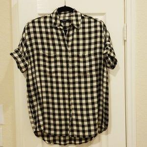 Madewell Tops - Madewell button down shirt